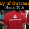 Day of Outreach 2015