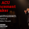 Jamie Rasmussen, Senior Pastor of Scottsdale Bible Church, to Speak at ACU's 53rd Commencement