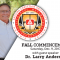 ACU Chairman Dr. Larry Anderson to Deliver Fall Commencement Address